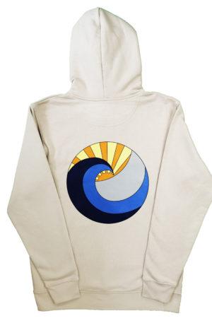 flowne sand hoodie