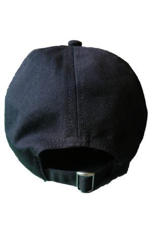 flowne simple cap – black