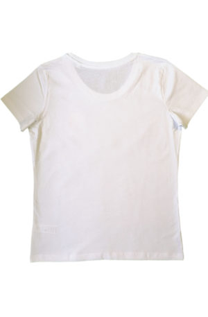 flowne girl shirt white