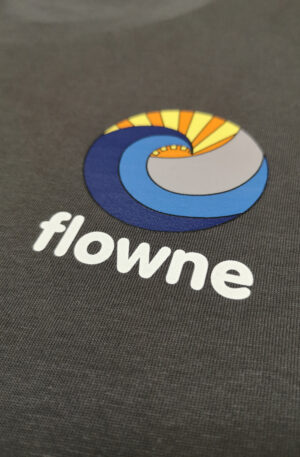 flowne girl shirt stone