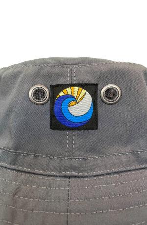 flowne bucket hat stone