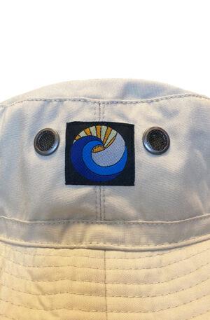 flowne bucket hat sand