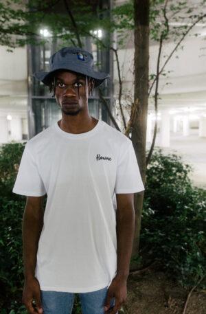 flowne classic shirt – white