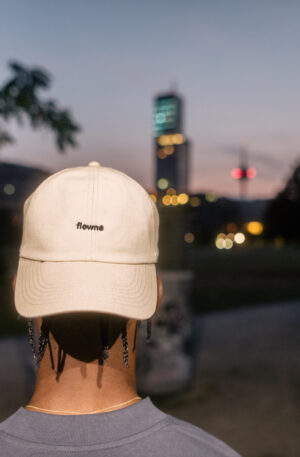 flowne simple cap – beige
