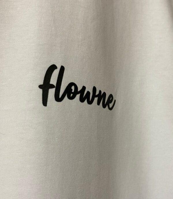 flowne Classic shirt white